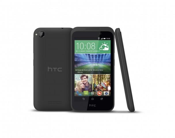 Desire 320 (Bild: HTC)
