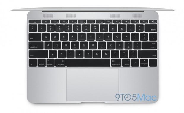 Fiktives MacBook Air 12 Zoll (Bild: 9to5Mac.com)
