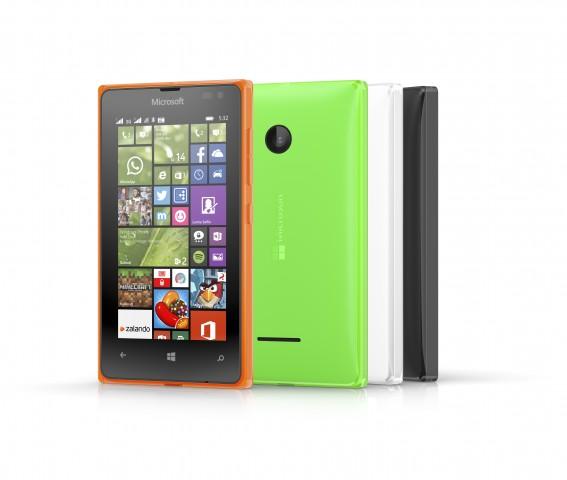 Lumia 532 (Bild: Microsoft)