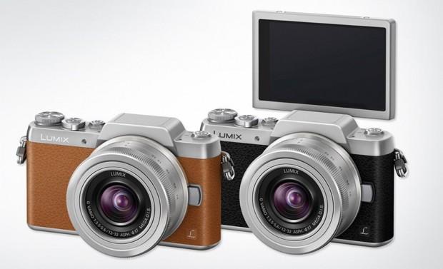 Panasonic Lumix DMC-GF7  (Bild: Panasonic)