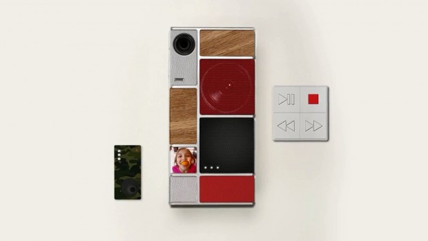 Project Ara - modulares Smartphone (Bild: Google/Screenshot: Golem.de)