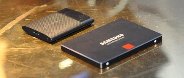 Samsung Portable SSD T1 (Bild: Andreas Sebayang/Golem.de)