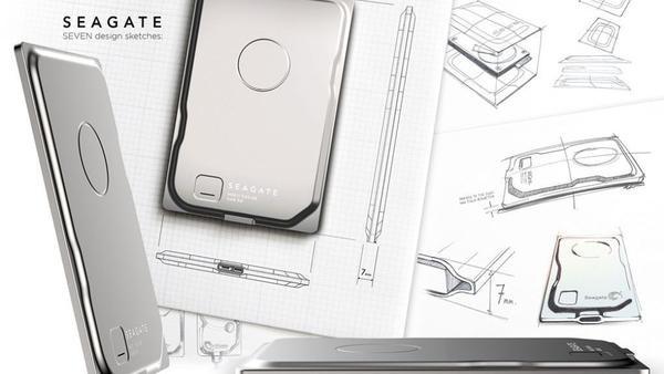 Seagate Seven (Bild: Samsung)