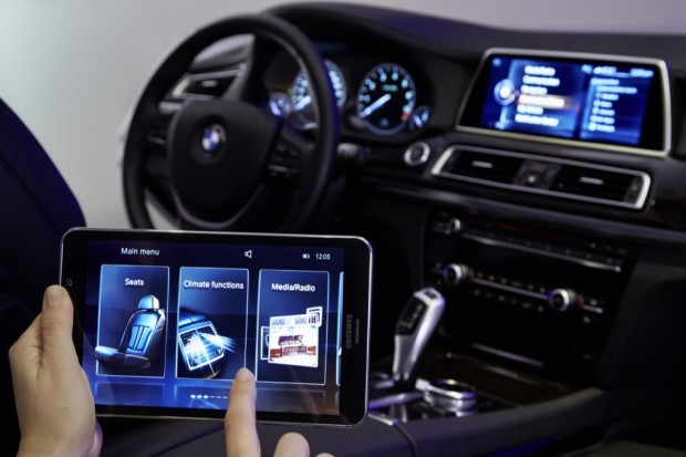 Touch Command von BMW (Bild: BMW)
