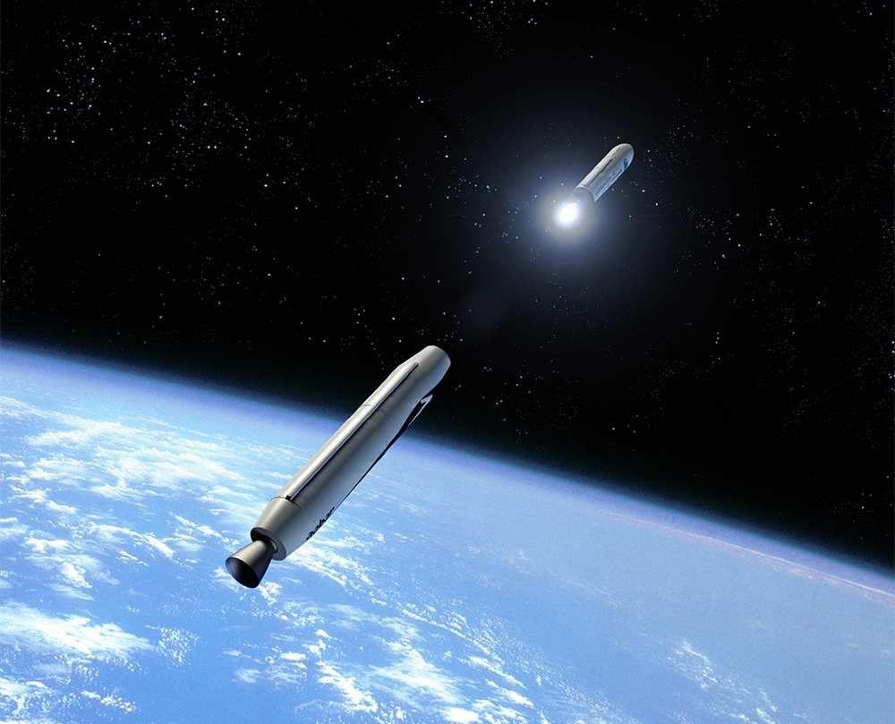 Satelliten: Das Internet hebt ab -
