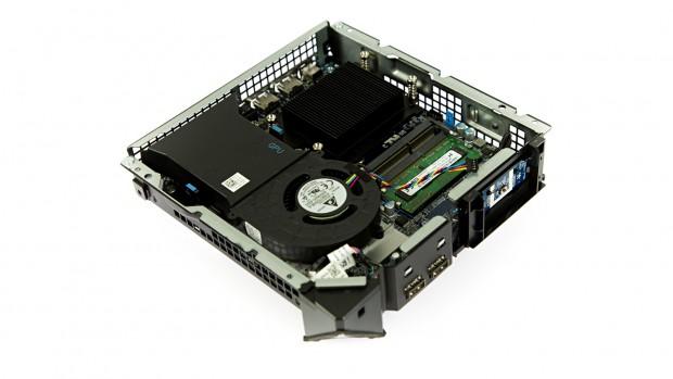 Die Kühlung des Alienware Alpha (Bild: Martin Wolf/Golem.de)