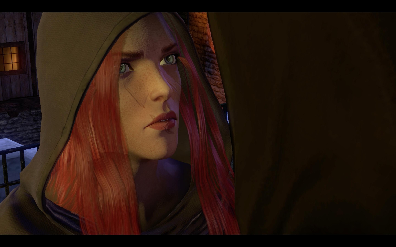 Dreamfall Chapters: Der Traum geht wohl mit weniger Bugs weiter - Dreamfall Chapters: Book Two - Rebels (Bild: Red Thread Games)