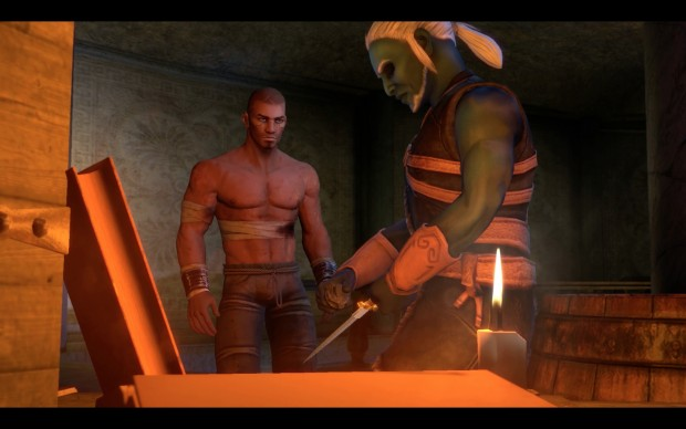 Dreamfall Chapters: Book Two - Rebels (Bild: Red Thread Games)