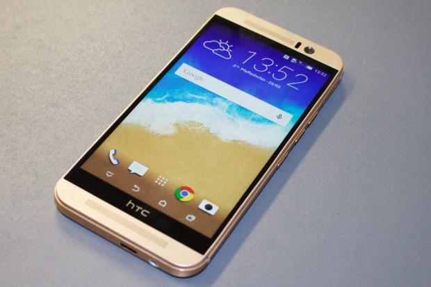 HTC One (M9) (Bild: Ingo Pakalski/Golem.de)
