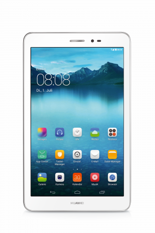 Mediapad T1 8.0 (Bild: Huawei)
