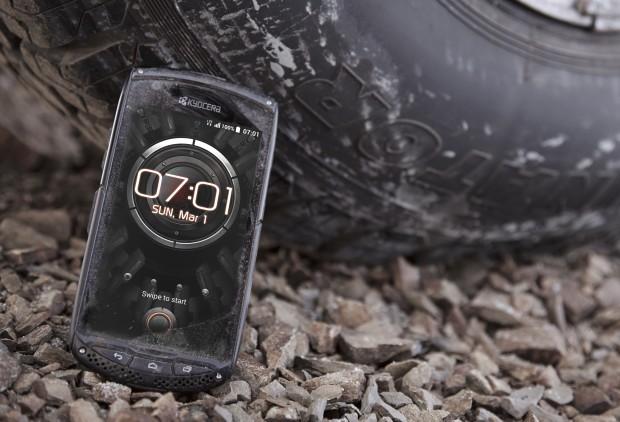 Das Outdoor-Smartphone Torque von Kyocera (Bild: Kyocera)