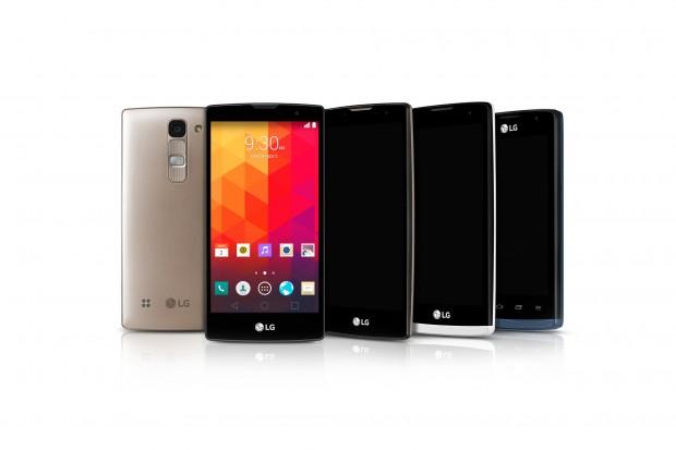 Neue Smartphones mit Android 5.0 (Bild: LG)