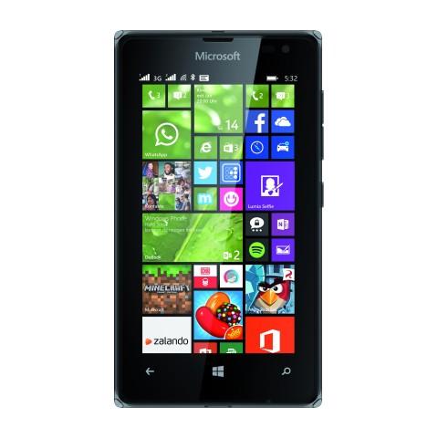 Das neue Lumia 532 (Bild: Microsoft)