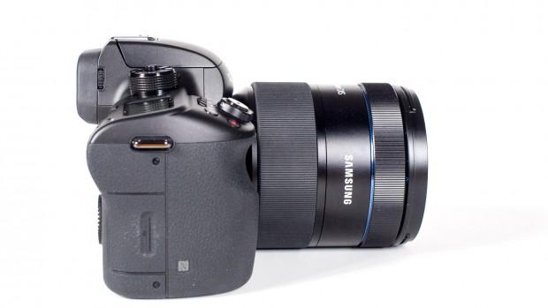 Samsung NX1 (Bild: Andreas Donath)