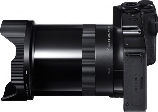 Sigma DP0 Quattro (Bild: Sigma)