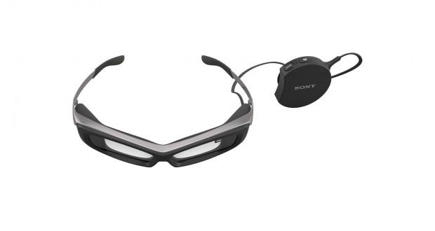 Sonys Datenbrille Smart Eyeglass (Bild: Sony)
