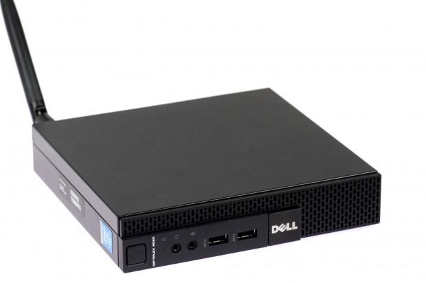 Dell hat im Optiplex 9020 die größte Antenne, ... (Foto: Andreas Sebayang/Golem.de)