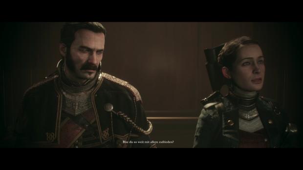 Gemeinsam mit einer hübschen Ritterin macht der Held seine Arbeit. (Screenshot: Golem.de)