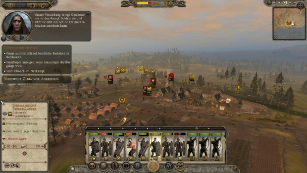Total War Attila (Screenshot: Golem.de)