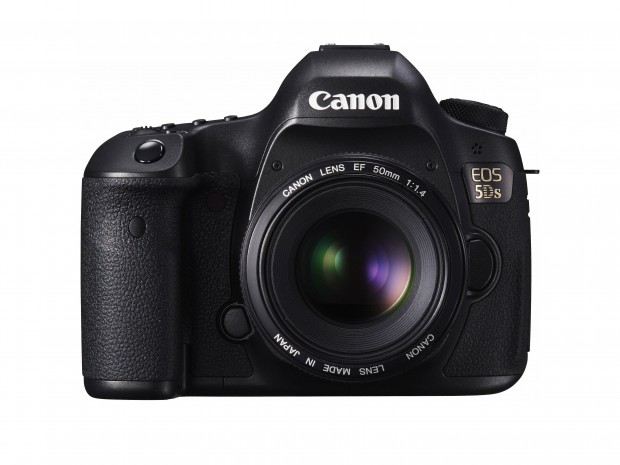 Canons neue Vollformat-DSLR EOS 5DS ... (Foto: Canon)