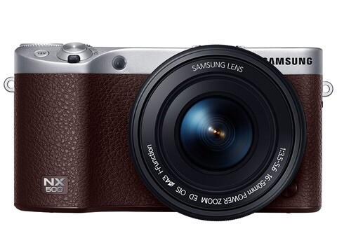 Samsung NX500 (Bild:Samsung)