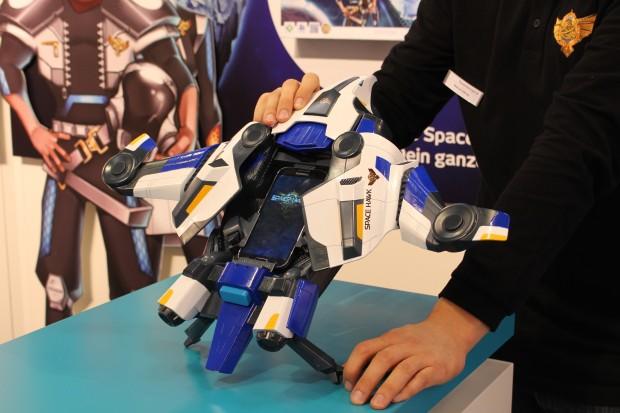 Space Hawk von Ravensburger (Foto: Alexander Merz/Golem.de)