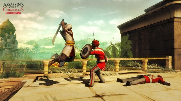 Assassin's Creed Chronicles: Indien (Bild: Ubisoft)