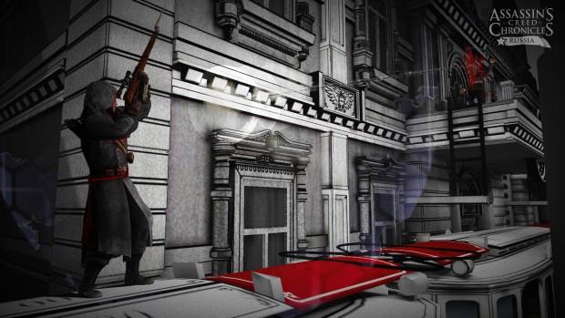 Assassin's Creed Chronicles: Russland (Bild: Ubisoft)