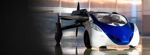 Aeromobil 3.0 Flying Roadster (Bild: Aeromobil)