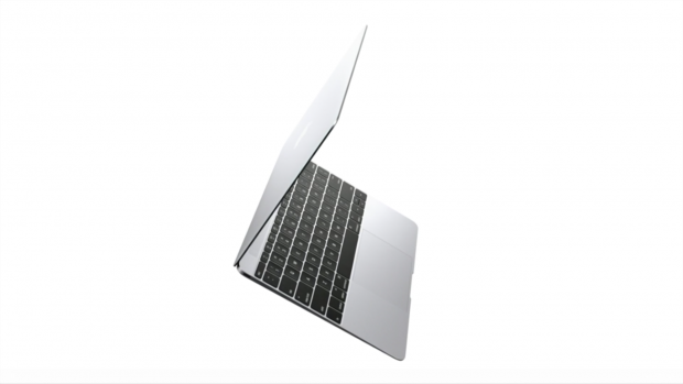 Apple Macbook 12 (2015) (Bild: Apple/Screenshot:Golem.de)