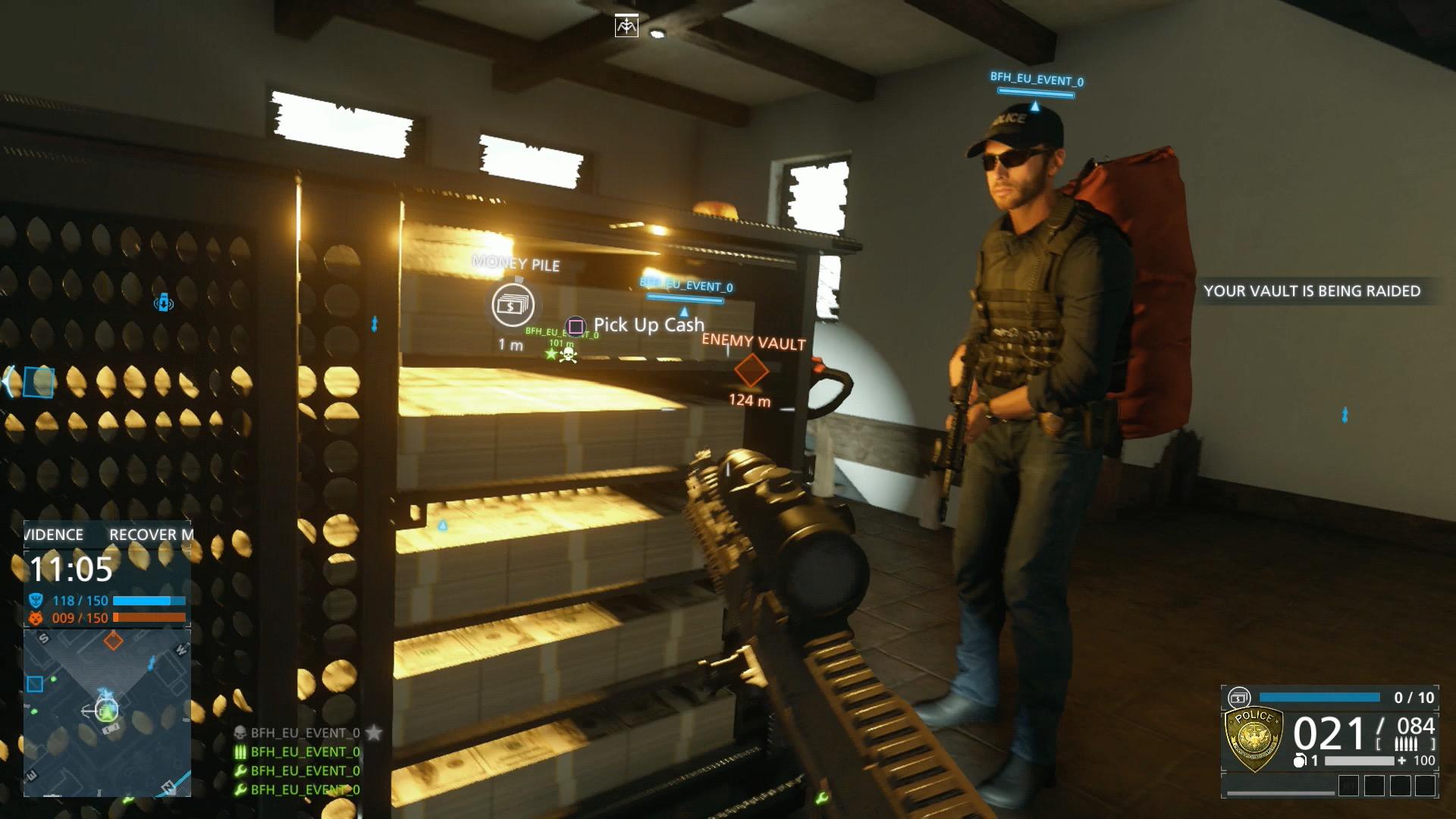 Battlefield Hardline im Test: Guter Shooter mit Charakterschwäche -