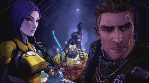Borderlands 2 auf der PS4 (Screenshot: Golem.de)