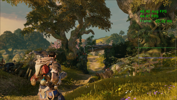 Fable Legends mit D3D11 (Bild: Microsoft)
