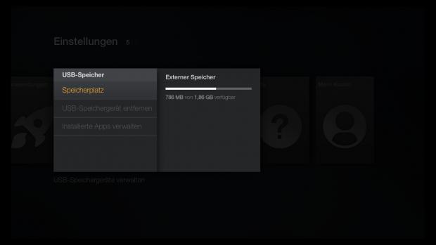Nur im USB-Speicher-Eintrag kann der USB-Stick entfernt werden. (Screenshot: Golem.de)