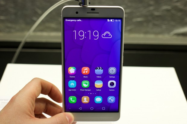 Das Honor 6 Plus (Bild: Michael Wieczorek/Golem.de)