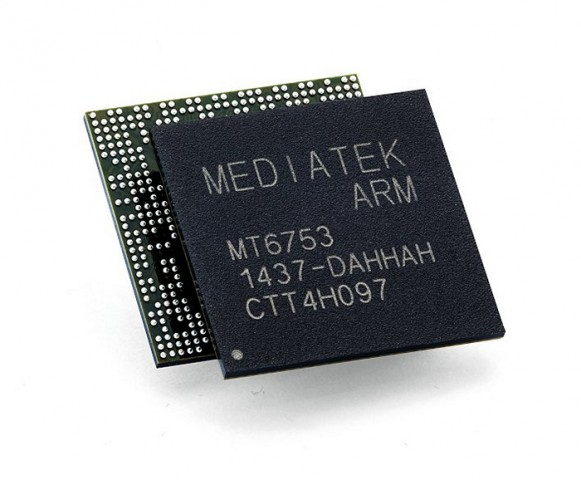MT6753 (Bild: Mediatek)