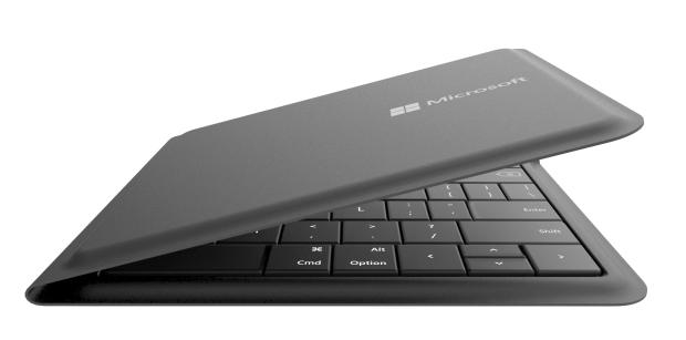 Universal Foldable Keyboard (Bild: Microsoft)