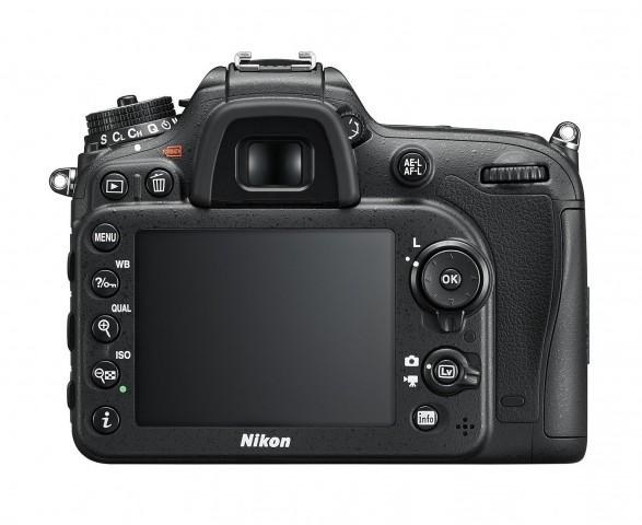 Nikon D7200 (Bild: Nikon)