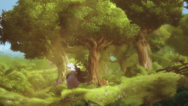 Ori and the Blind Forest (Screenshot: Golem.de)