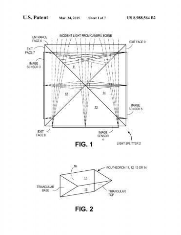 Patent 8,988,564 (Bild: USPTO)