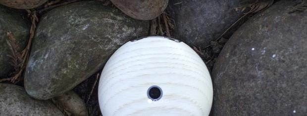Das kreisrunde Runcible von Monohm (Bild: Monohm)