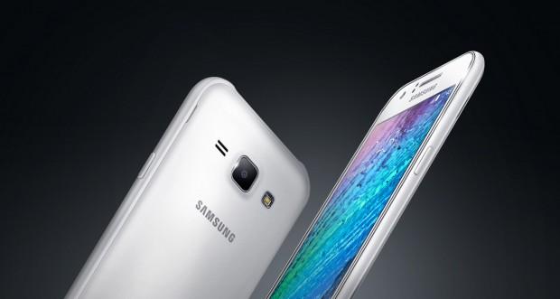 Das Galaxy J1 von Samsung (Bild: Samsung)