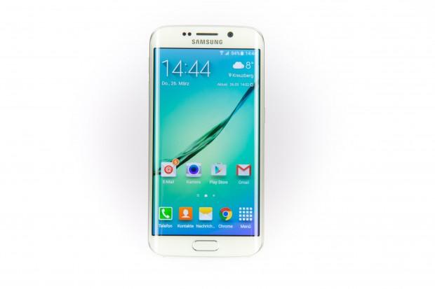 Das Galaxy S6 Edge von Samsung (Bild: Martin Wolf/Golem.de)