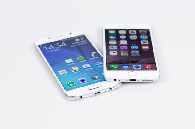 Aufgrund des neuen Designs ist eine Ähnlichkeit zum iPhone 6 nicht zu leugnen. (Bild: Tobias Költzsch/Golem.de)