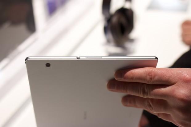 Sonys Xperia Z4 Tablet (Bild: Michael Wieczorek/Golem.de)