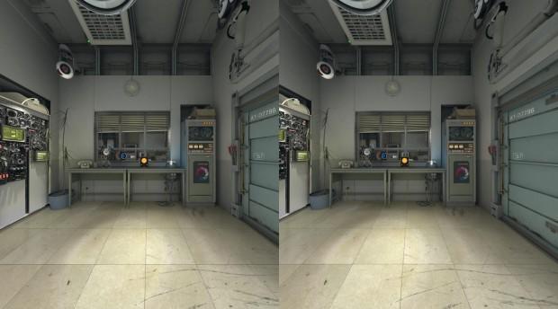 Portal-Demo für Steam VR auf Basis der Source 2 (Bild: Valve)