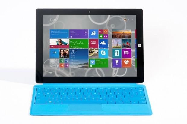 Das Tablet hat eine verbesserte Tastatur, die der des Surface Pro 3 ähnelt. (Bild: Microsoft)