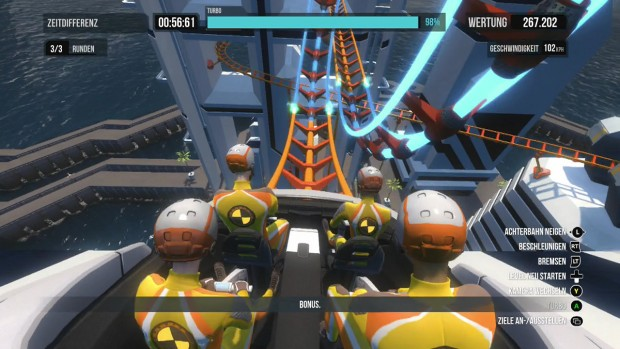 Screamride (Screenshot: Golem.de)