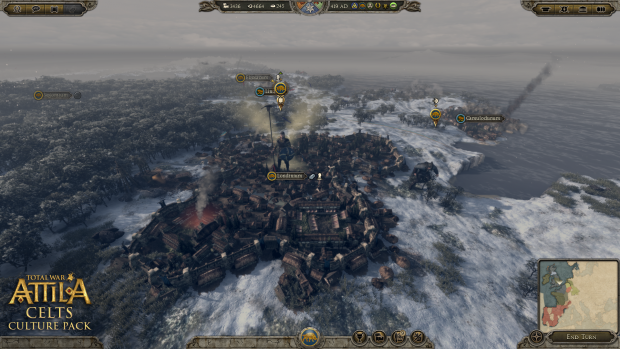 Total War Attila - Kelten-Kulturpaket (Bild: Sega)