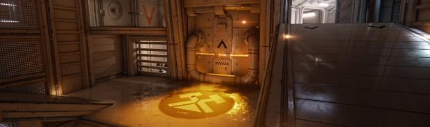Unreal Tournament - Pre-Alpha (Screenshot: Golem.de)